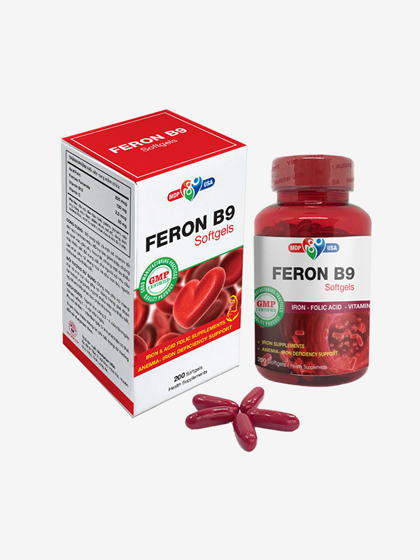 Feron B9 Softgels