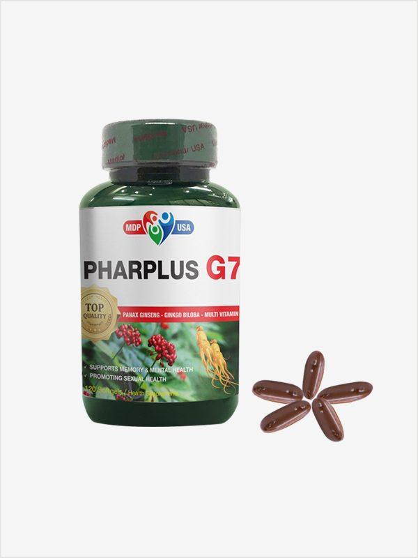 Pharplus G7 – Softgels
