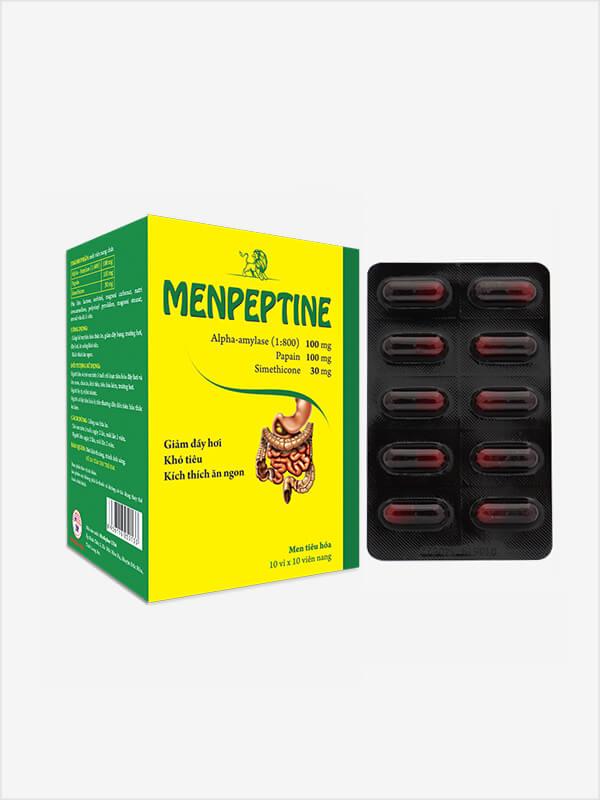 menpeptine blister mediphar usa