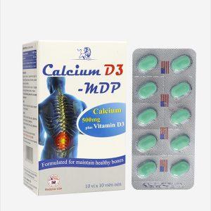 CALCIUM D3 - MDP
