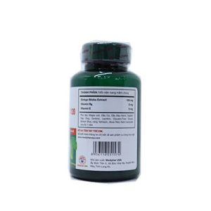 Ginkgo Biloba 120mg vitamin b6