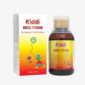 KIDDY BIOLISINE CHAI - medipharusa