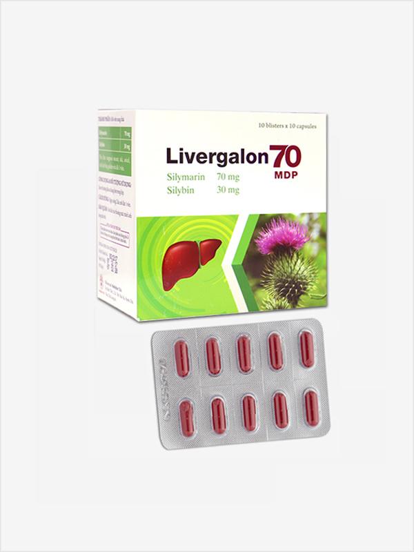 LIVERGALON 70