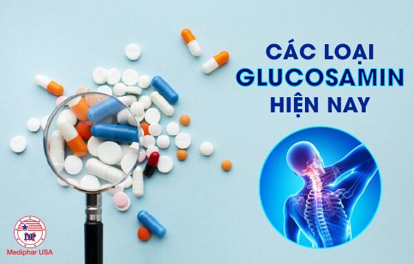 các loại glucosamine