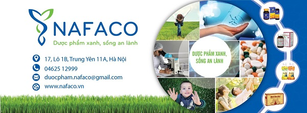 Công ty CP dược phẩm Quốc Gia Nafaco