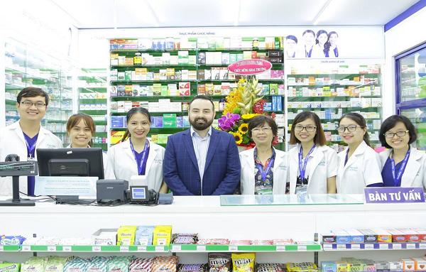 Nhà thuốc Pharmacity