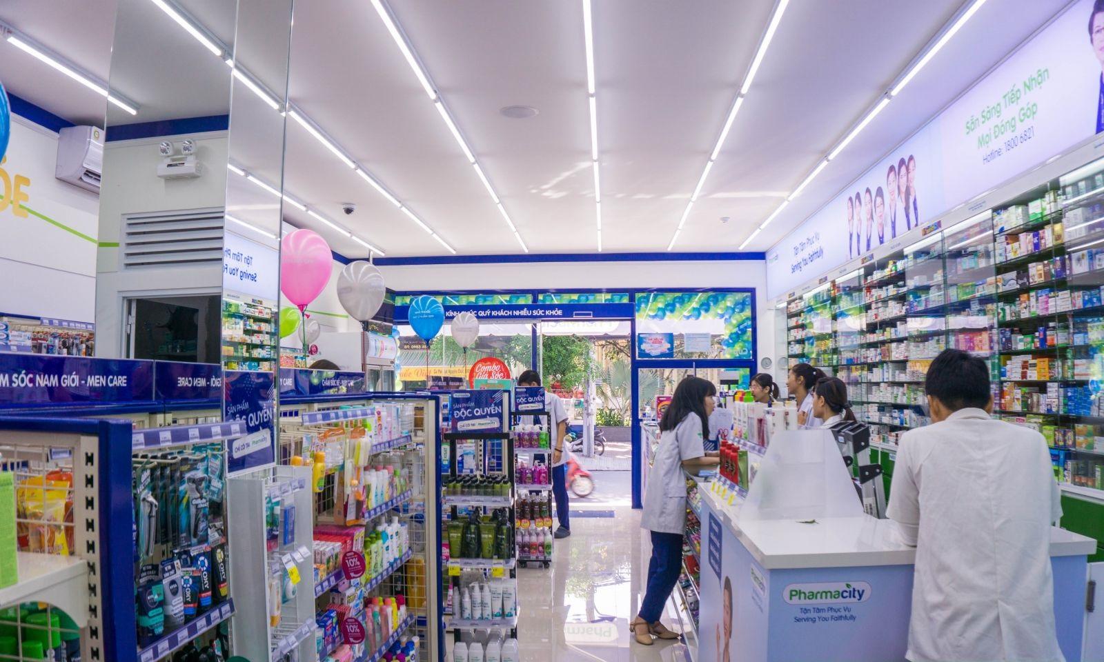 Nhà thuốc Võ Lan Phương
