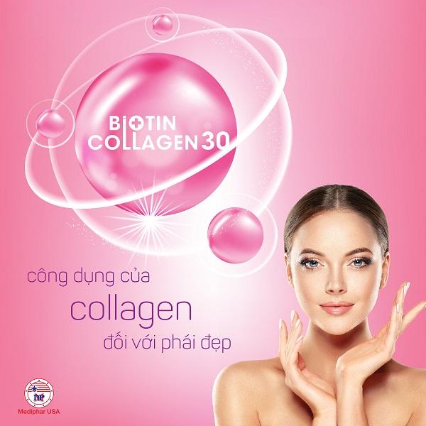 Thành phần dược liệu trong Biotin Collagen 30