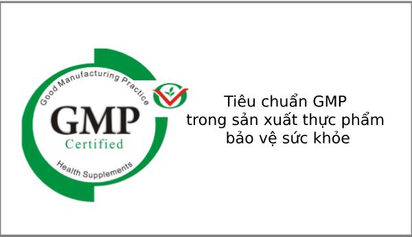 Tiêu chuẩn GMP