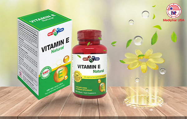 Vitamin E Natural