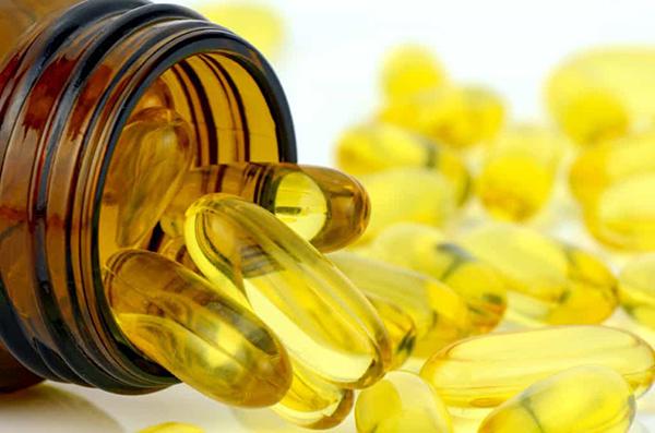 Vitamin E Natural viên nang mềm