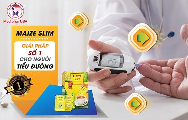 Đường bắp ăn kiêng cho người tiểu đường