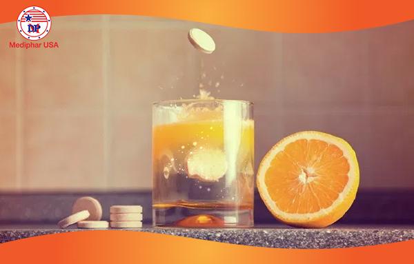 Vitamin C mang đến nhiều lợi ích cho sức khỏe