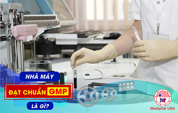 Nhà máy đạt chuẩn GMP là gì?