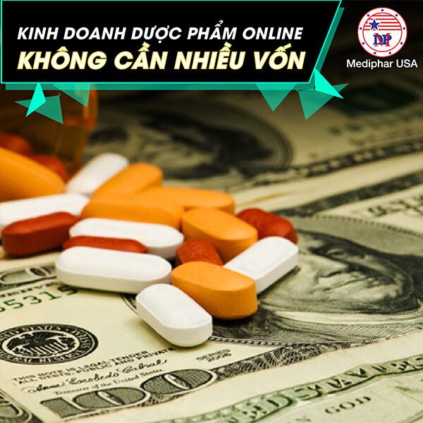 Kinh doanh dược phẩm online