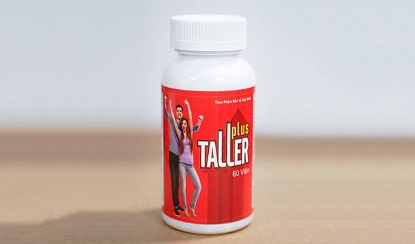 Viên uống Taller Plus
