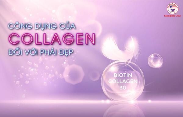 Công dụng của viên uống biotin