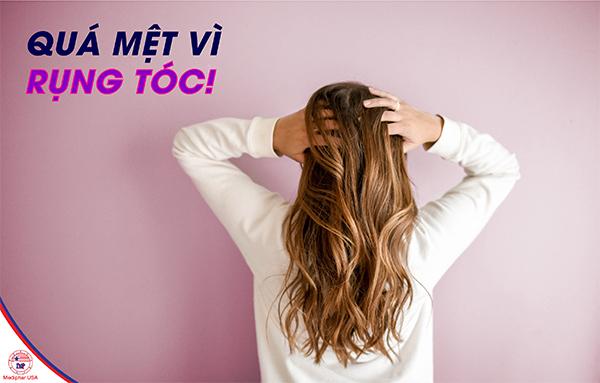 Chữa rụng tóc