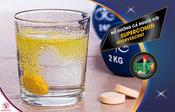 Viên sủi Vitamin