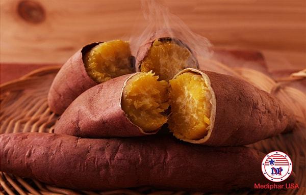 táo bón nên ăn gì