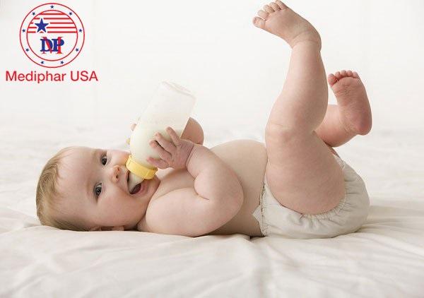 cách chữa chướng bụng đầy hơi ở trẻ nhỏ