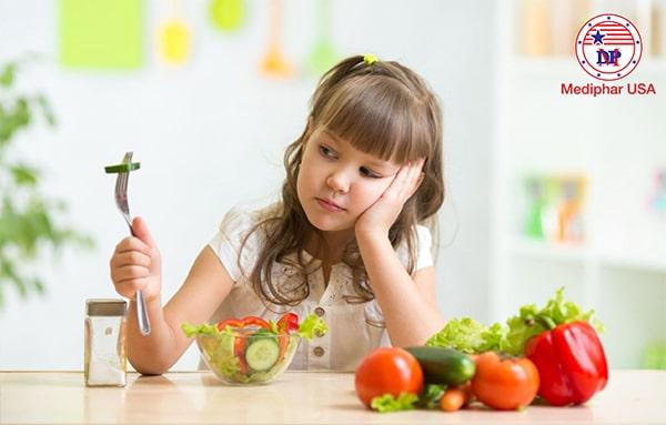 Tổng quan về chứng biếng ăn ở trẻ nhỏ