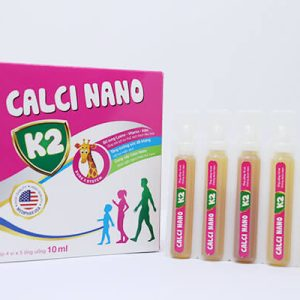 Calci Nano K2 ống 10ml