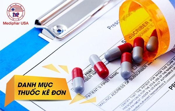 Danh mục 30 nhóm thuốc kê đơn Dược sĩ cần biết