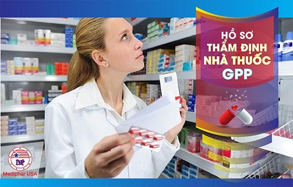 Hồ sơ thẩm định nhà thuốc GPP