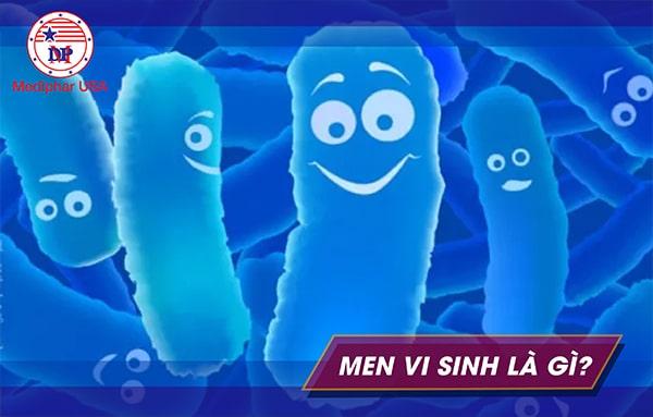 Men vi sinh là gì?