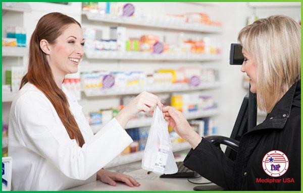 Nên dùng thuốc tây y trị rối loạn tiêu hóa theo sự chỉ dẫn của Dược sĩ, Bác sĩ
