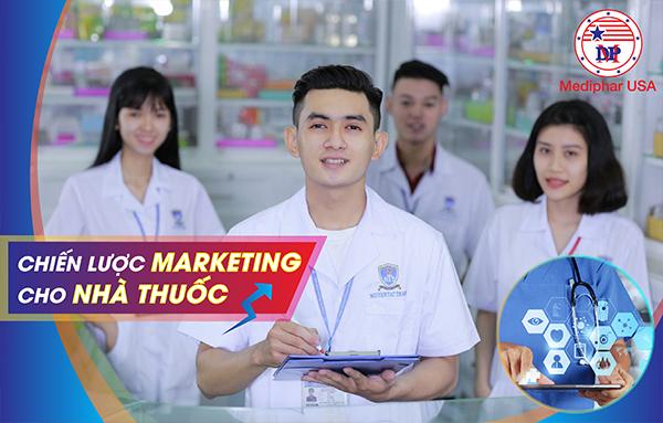 Chiến lược marketing cho nhà thuốc