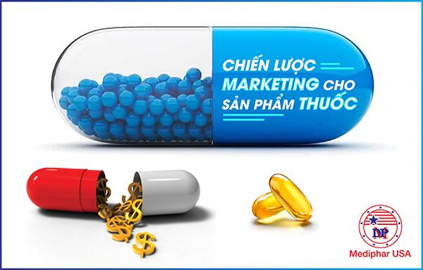 Chiến lược marketing cho sản phẩm thuốc