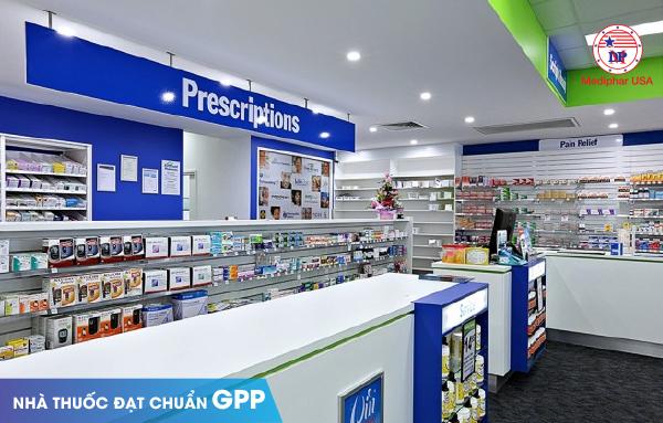 Mô hình nhà thuốc GPP