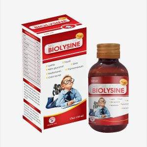 Siro Biolysine 120ml