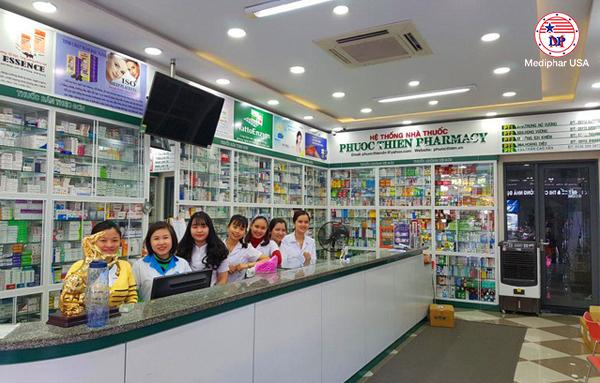 Cơ sở vật chất nhà thuốc đạt chuẩn GPP cũng cần phải đáp ứng tiêu chuẩn GPP