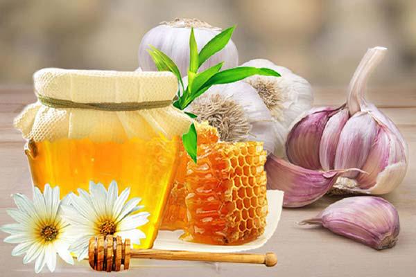 cách ngâm tỏi mật ong
