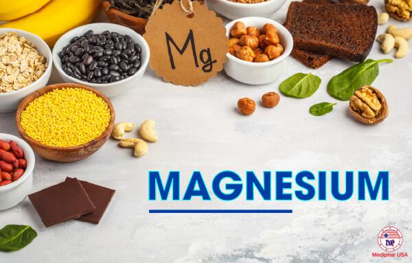 Magnesium hay còn được gọi là Magie (Mg)