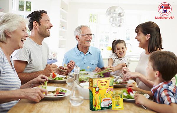 Đường bắp Maize Slim vinh dự đứng vị trí đầu tiên trong TOP 5 loại đường ăn kiêng bán chạy nhất thị trường hiện nay