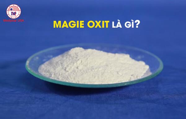 Magie Oxit là gì?