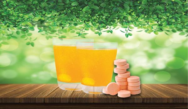 Viên sủi Vitamin tổng hợp