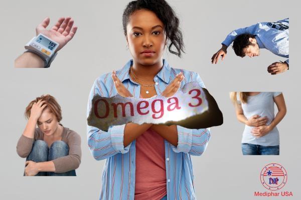 những đối tượng không nên sử dụng omega3