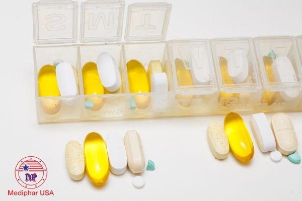 Liều dùng glucosamin sulfate