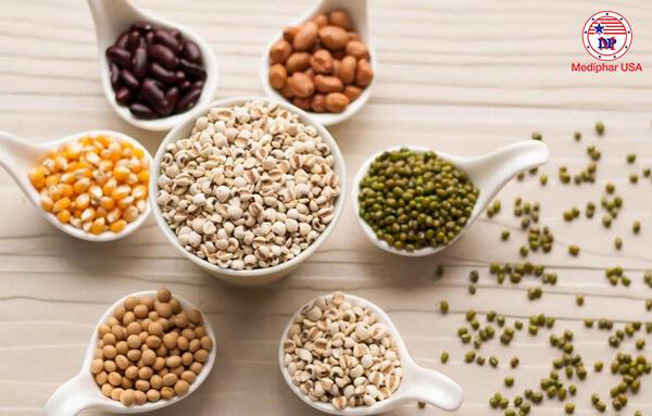 Danh sách các thực phẩm hỗ trợ tăng chiều cao thì không thể nào quên kể đến đậu nành.