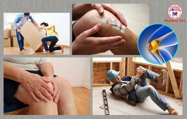 Nguyên nhân đau khớp gối