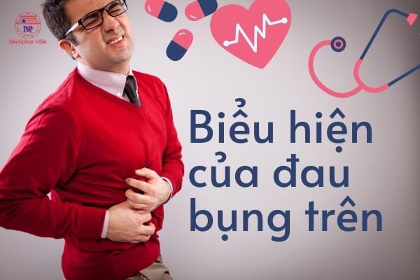 cơn đau dạ dày cấp