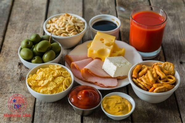 đau dạ dày kiêng ăn quả gì