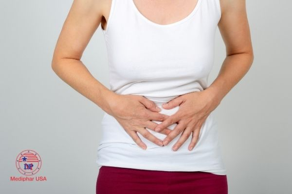 đau dạ dày kiêng ăn rau gì