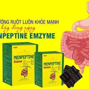 men tiêu hóa menpeptine enzyme