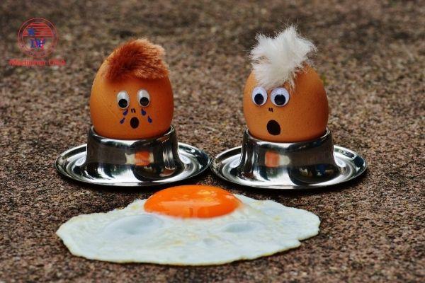 ăn trứng gà bổ sung estrogen